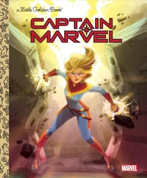 Captain Marvel - John Sazaklis