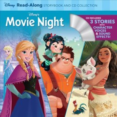 Movie night : read-along storybook and CD collection