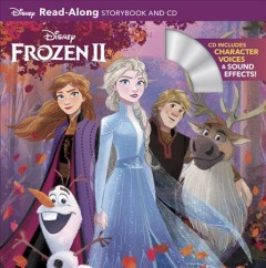 Frozen II read-along storybook and CD - Suzanne Francis