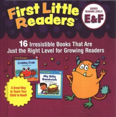 First little readers : guided reading levels E & F