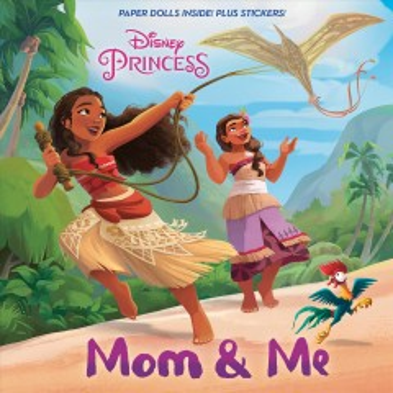 Mom & me - Kalikolehua Hurley