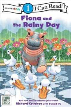 Fiona and the rainy day - Richard Cowdrey