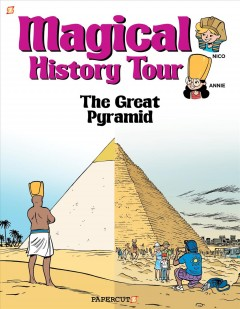 Magical History Tour 1 : The Great Pyramid - Sylvain (ILT); Erre Savoia