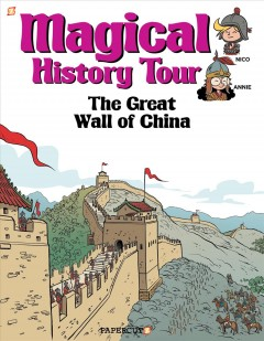 Magical History Tour 2 : The Great Wall of China - Fabrice; Savoia Erre