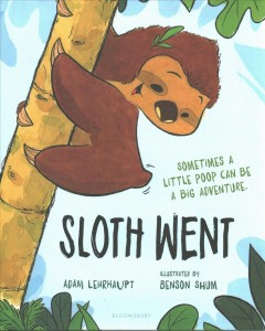Sloth went - Adam Lehrhaupt