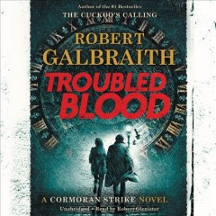 Troubled Blood : Library Edition - Robert Galbraith