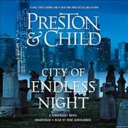 City of Endless Night : Library Edition - Lincoln Child