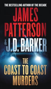 The coast-to-coast murders - James Patterson