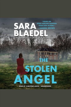The stolen angel - Sara Blædel