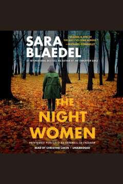 The night women - Sara Blædel