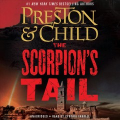 The scorpion's tail - Douglas J.author Preston