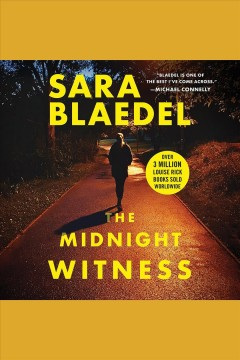The midnight witness - Sara Blædel