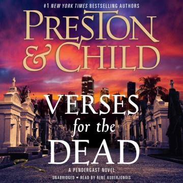 Verses for the dead - Douglas J Preston
