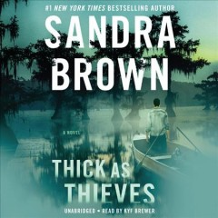 Thick As Thieves - Sandra Brown