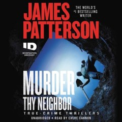 Murder Thy Neighbor - James Patterson