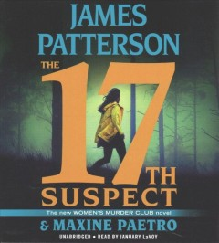 The 17th suspect - James Patterson