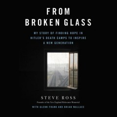 From broken glass : my story of finding hope in Hitler's death camps to inspire a new generation - Steve Ross