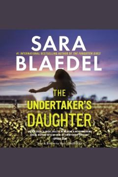 The undertaker's daughter - Sara Blædel