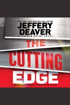 The cutting edge - Jeffery Deaver