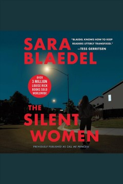 The silent women - Sara Blædel