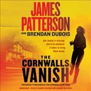 The Cornwalls are gone - James Patterson