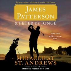 Miracle at St. Andrews - James Patterson
