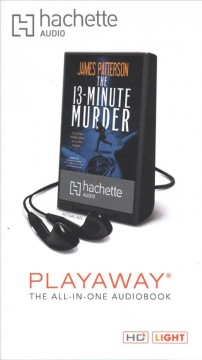 The 13-minute murder - James Patterson