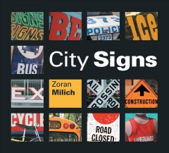 City signs - Zoran Milich