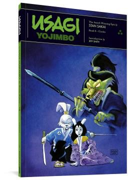 Usagi Yojimbo. 6, Circles - Stan author Sakai