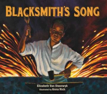 Blacksmith's song - Elizabeth Van Steenwyk