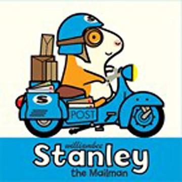 Stanley the mailman - William Bee
