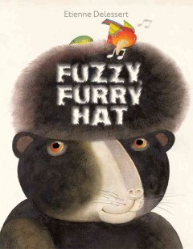 Fuzzy, furry hat - Étienne Delessert