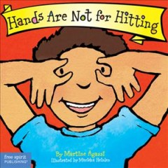 Hands are not for hitting - Martine Agassi