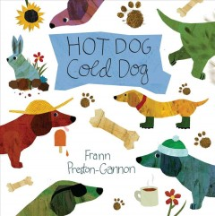 Hot dog, cold dog - Frann Preston-gannon