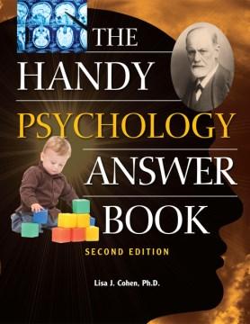 Handy Psychology Answer Book - Lisa J Cohen
