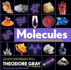 Molecules : The Elements and the Architecture of Everything - Theodore; Gray Gray