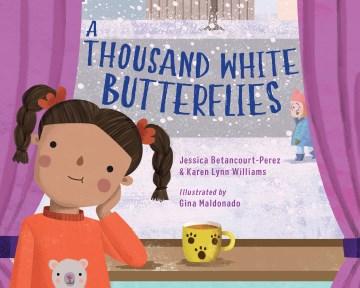 A thousand white butterflies - Jessica Betancourt-Perez