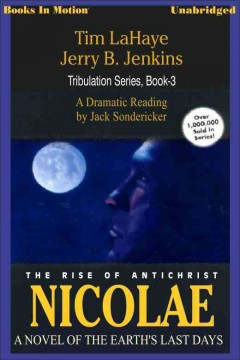 Nicolae : the rise of Antichrist - Tim F LaHaye