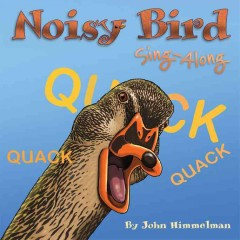 Noisy bird sing-along - Mélanie Watt