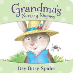 Itsy bitsy spider - Petra Brown