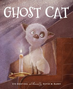Ghost cat - Eve Bunting