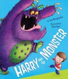 Harry and the monster - Sue Mongredien