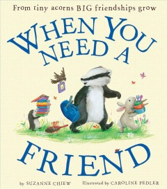 When you need a friend - Suzanne Chiew