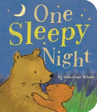 One sleepy night - Sebastien Braun