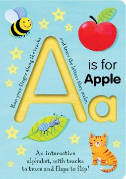 A is for apple - Georgie Birkett