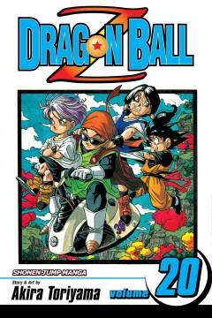 Dragon Ball Z 20 - Akira; Toriyama Toriyama
