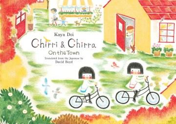 Chirri & Chirra : on the town - Kaya Doi
