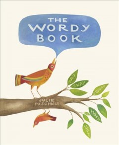 The wordy book - Julie Paschkis