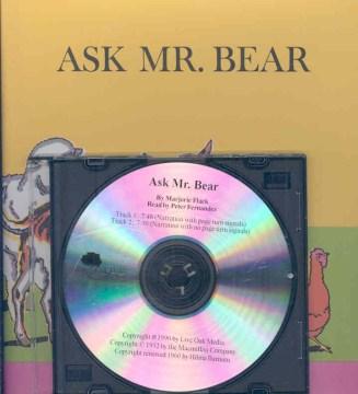 Ask Mr. Bear - Marjorie Flack