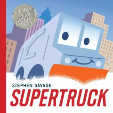 Supertruck - Stephen Savage